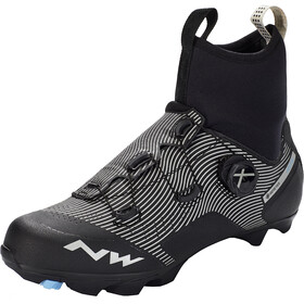 Northwave Celsius XC Arctic GTX MTB Shoes Men, black/reflective